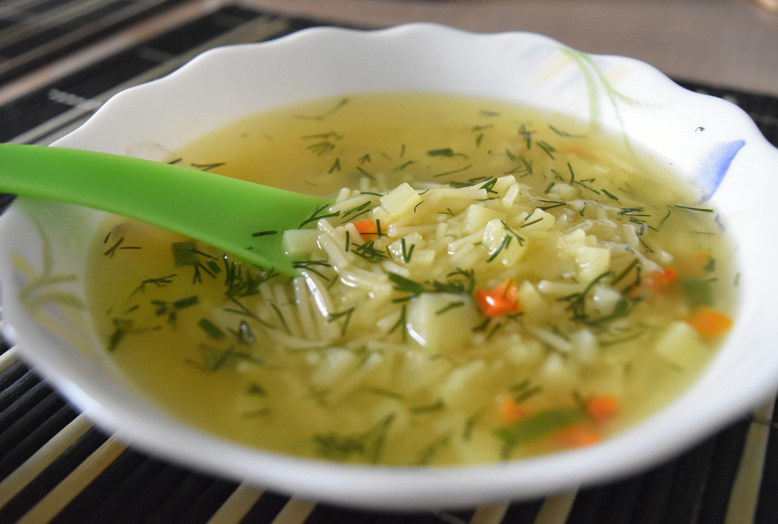 куда более супы без мяса рецепты с фото пошагово этого они