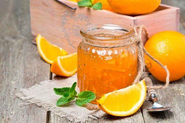 Апельсиновый мармелад по домашнему