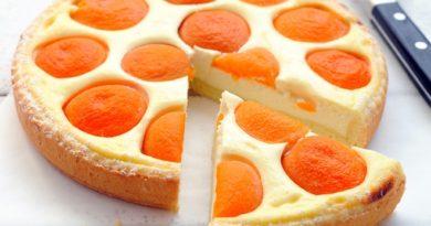 Абрикосовый пирог рецепт, который ты захочешь повторить