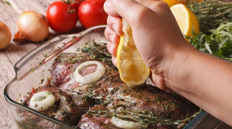 Супер-маринад для мяса