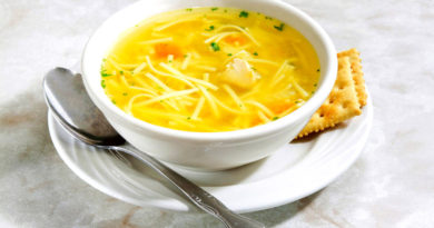 Суп вермишелевый
