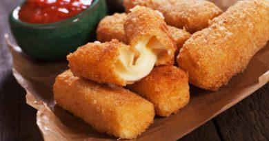 Сырные батончики
