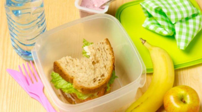 Перекус в школу за 10 минут