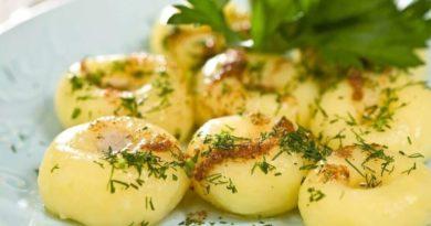 Картофельные клецки купца Агафонова
