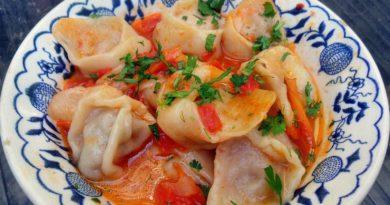 Чучвара рецепт по узбекски
