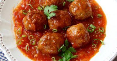 Нежнейшие тефтели из говядины в ароматном соусе