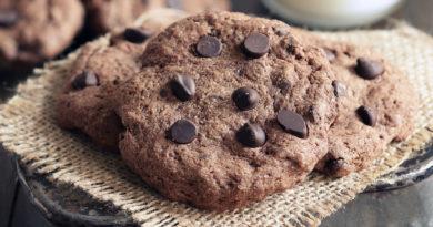 Шоколадное печенье CHOCOLATE COOKIES