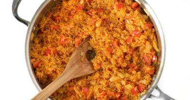 Рис Басмати с пряностями