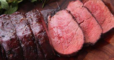 Розовое мясо