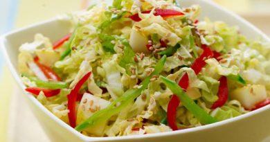 """Салат из пекинской капусты""""Каприз"""""""