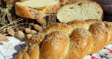 Еврейский праздничный хлеб
