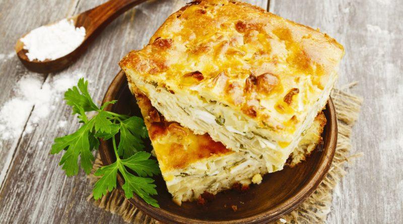 Обыкновенный капустный пирог