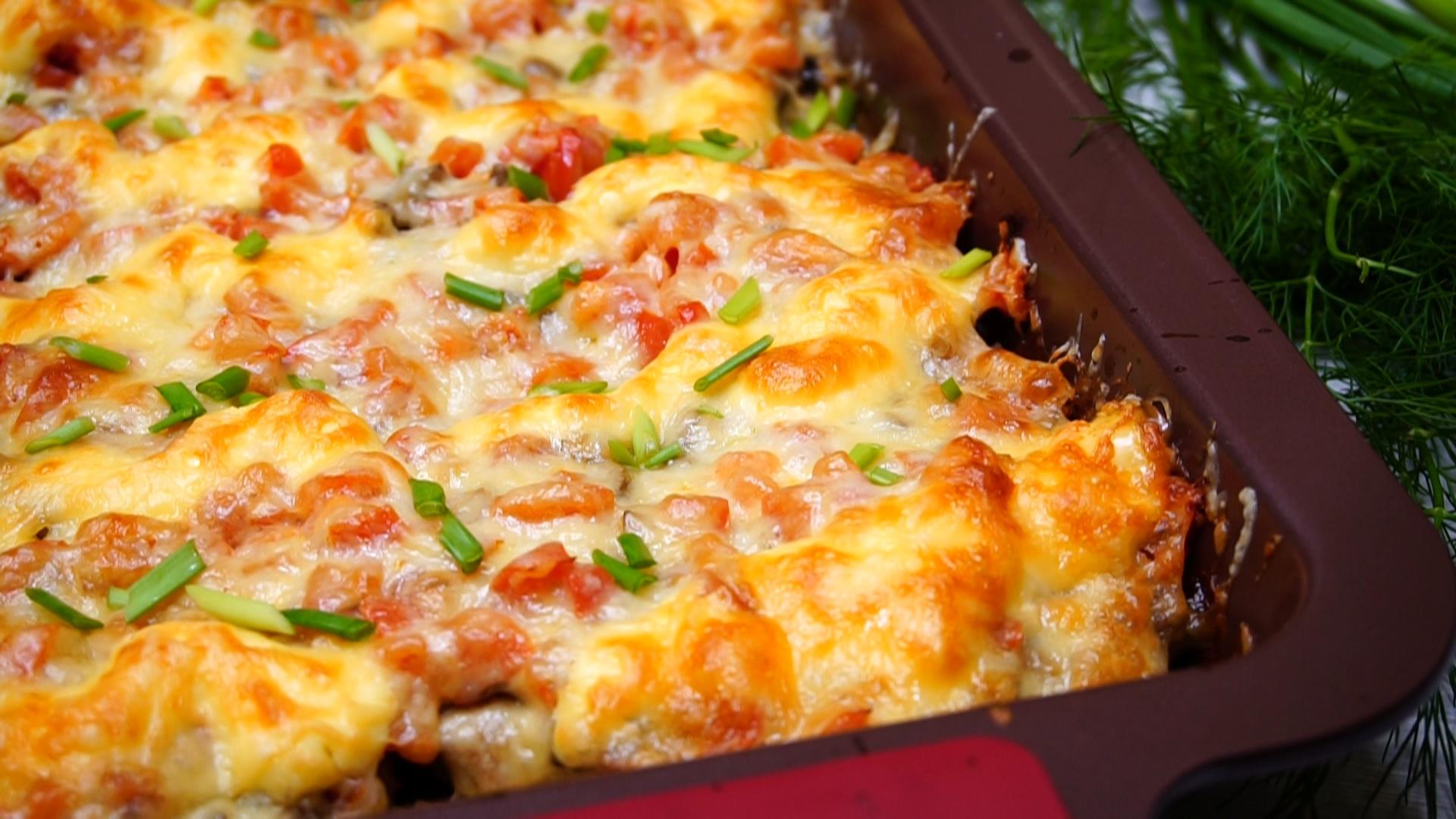 мясо по королевски с картошкой рецепт фото каждой