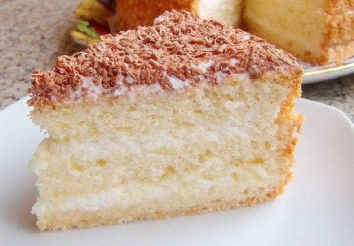 рукава бисквит со сметанным кремом рецепт с фото многих странах зафиксирована