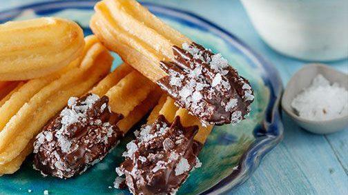 Чуррос - испанский десерт