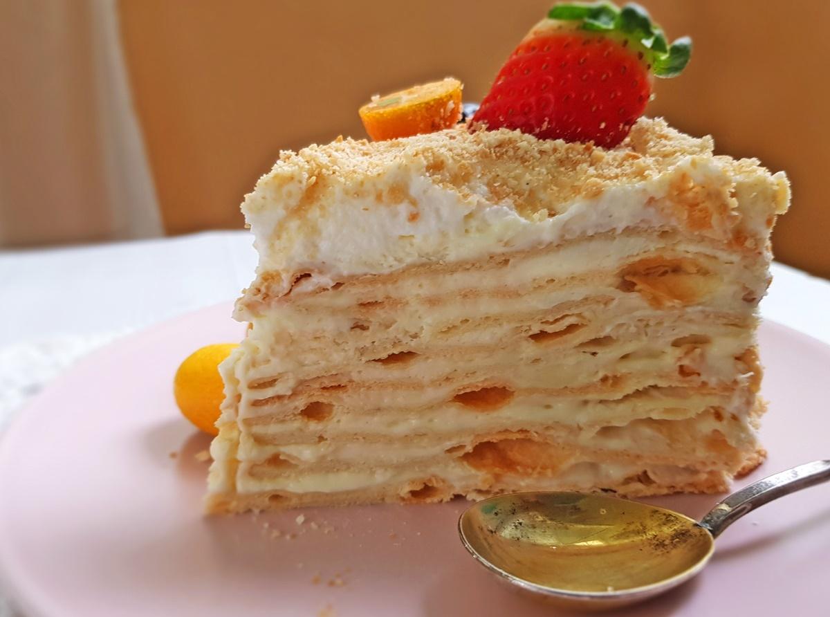 картинка торт наполеона ему