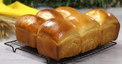 Японский молочный хлеб «Хоккайдо»
