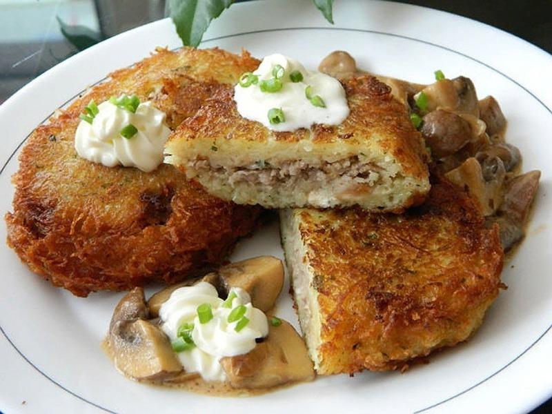 блюдо колдуны рецепт с фото
