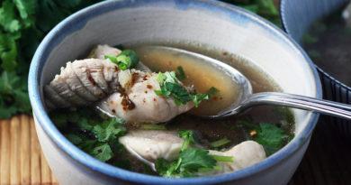 """Рыбный суп """"Морская сумишь"""""""