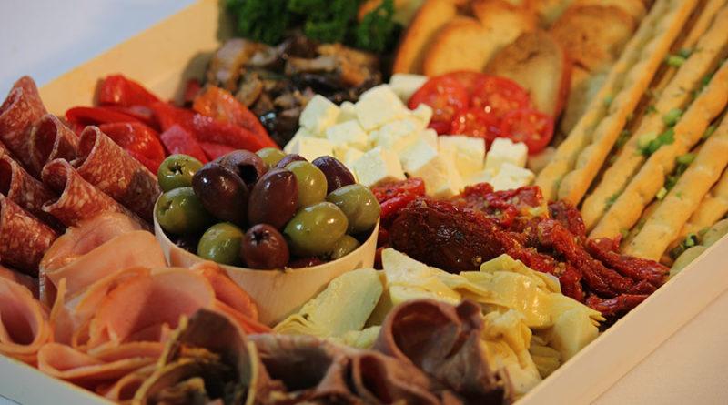 """Antipasti"" - итальянская закуска"