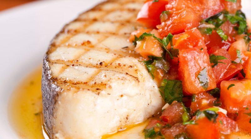 Рыба, тушеная с овощами
