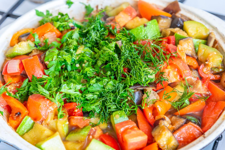 количество еда овощи тушеные волны везения