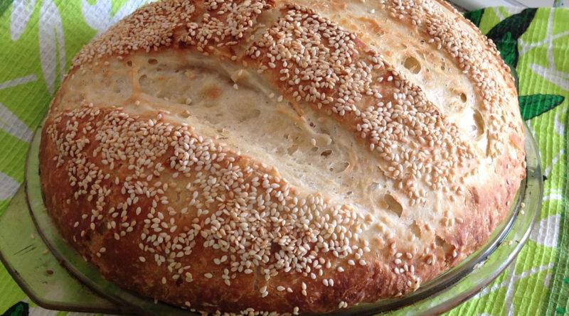 Домашний хлеб за 2 часа