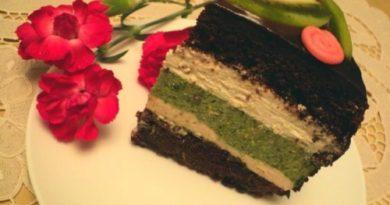 Торт «Мехико»
