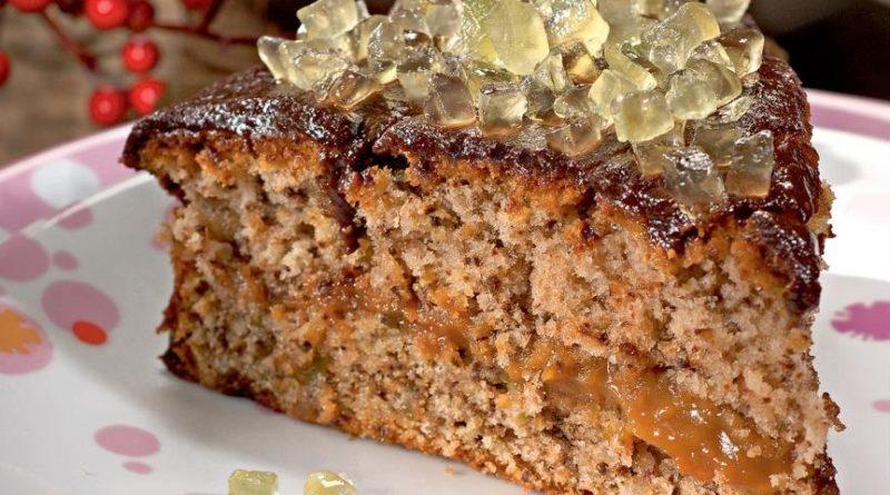 Венесуэльский ореховый торт