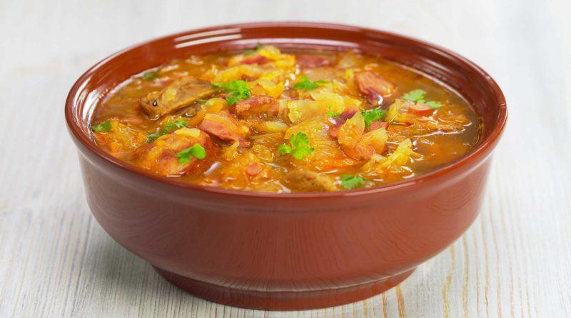 Суп «Чехословацкий»