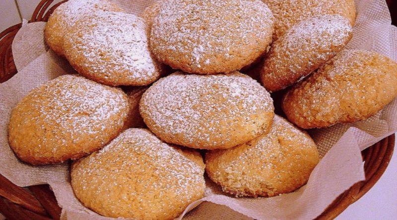 Самое быстрое домашнее печенье