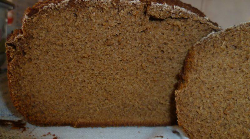 Ржаной заварной хлеб настоящий (почти забытый вкус)