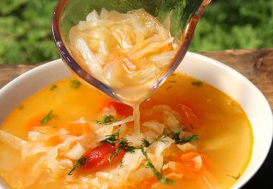 Щи из свежей капусты (классический рецепт)