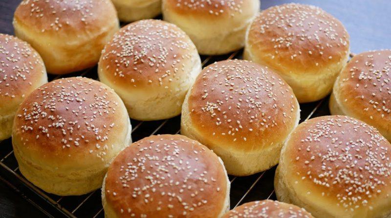 Идеальные булочки для бургеров