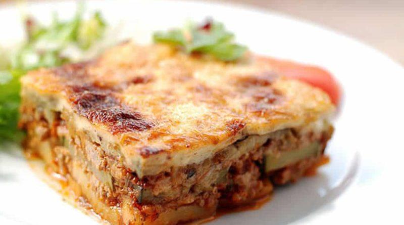 Мусака с рыбой - оригинальный рецепт и незабываемый вкус